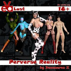 Eva Lust - Perverse reality
