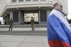 UE wprowadziła pierwsze sankcje przeciw Rosji