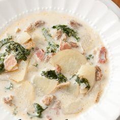 Zuppa Toscana Soup {Olive Garden Copycat}