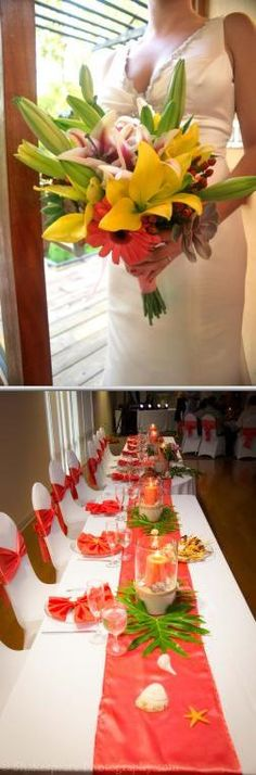 Let the best officiants from this company help you get married in the most romantic way. Apart from handling wedding ceremonies, they provide linen rentals, candy buffets and more for any event.