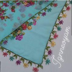 @ignneoyam . . #tigoyasi#tülbentoyası#tulbent#yazmaoyalari#igneoyasi#oyamodelleri#oya#oyasepeti #igneoyasihavlu #igneoyalarim#tığoyası… Baby Knitting Patterns, Crochet Patterns, Crewel Embroidery, Bargello, Filet Crochet, Needlework, Diy And Crafts, Apron, Projects To Try