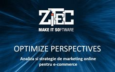 Free monthly Digital Marketing workshops by Zitec with Ioana Slobozianu - if you know a business owner or a marketing specialist interested, do spread the news!