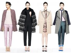 J Crew collection AW13