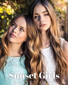 Kristina for «Sunset Lane Girls» spring/summer 2017 Alex Kruk Photography #kristinapimenova