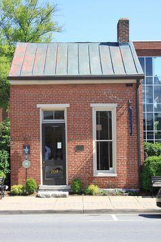 McPhail Office, C. pre 1839 - Franklin. Tn