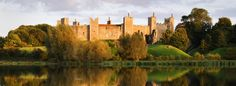The castle was once the refuge of Mary Tudor before she became Queen in 1553 and visitors can now explore over 800 years of life at Framlingham Castle in the 'From Powerhouse to Poorhouse' exhibition.