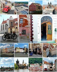 Antiquitäten und Impressionen von Tschechien
