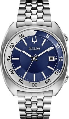 @bulova Watch Accutron II #bezel-fixed #black-friday-special #bracelet-strap-steel #brand-bulova #case-depth-13-5mm #case-material-steel #case-width-43mm #comparison #date-yes #delivery-timescale-4-7-days #dial-colour-blue #fashion #gender-mens #keep-reduced #movement-quartz-battery #official-stockist-for-bulova-watches #packaging-bulova-watch-packaging #style-dress #subcat-accutron #supplier-model-no-96b209 #vip-exclusive #warranty-bulova-official-3-year-guarantee #water-resistant-200m