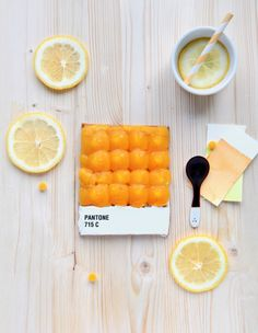 Culinary colors  Source WGSN