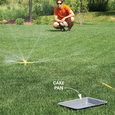 Lawn Care: How to Repair a Lawn in all seasons:-Spring care -Late spring, early summer -Mid to late summer -Fall care Gotta try this even if your lawn looks worn out and unhealthy. Lawn And Garden, Home And Garden, Garden Tips, Garden Ideas, Patio Ideas, Spring Garden, Outdoor Ideas, Lawn Care Tips, Drainage
