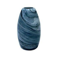 Portfolio�7-7/8-in H x 4-3/4-in W Granite Storm Glass Mix and Match Mini Pendant Light Shade
