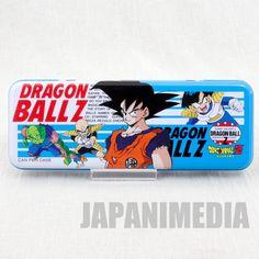 Dragon Ball Z Gokou Gohan Piccolo Krillin Can Pen Case JAPAN ANIME MANGA #SHOWANOTE