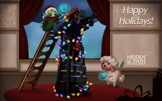 Happy holidays from all of us at Hidden Path Entertainment!