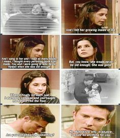 Sam and Jason<---like the old GH better!!!