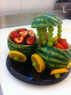 Watermelon train
