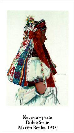Slovakia, Dolné Srnie Folk Costume, Costumes, Old Postcards, Folk Art, Graphic Art, Character Design, Illustration Art, Country, School