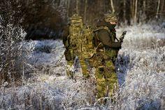 Russian Spetsnaz Operatives.