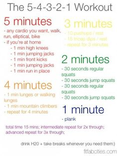 exercise ideas for when I don't want to leave the house 2267 248 2 Liz DeBellis Fitness Becky Shields I CAN do this