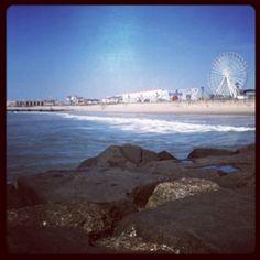 Favorite place ocean city nj 5th st jetty