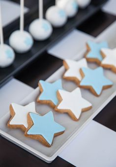 Φανταστικές ιδέες για βάπτιση με θέμα το αστέρι μοιράζεται σήμερα μαζί μας η Στεφανία από την I Do Events! Με Baby Boy Baptism, Girl Christening, Baby Boy Shower, Baptism Themes, Baptism Ideas, Gingerbread Cookies, Christmas Cookies, Baptism Cookies, Twinkle Twinkle Little Star