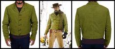 Django Unchained Jamie Foxx Stylish Jacket