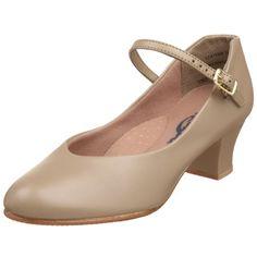 #Capezio #Women's 550 Jr. Footlight Character #Shoe   quality product   http://amzn.to/Hhu18z