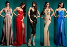 One Shoulder, Formal Dresses, Image, Fashion, Moda, Formal Gowns, La Mode, Black Tie Dresses, Fasion