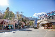 Manitou Springs Vail Village, Colorful Mountains, Crested Butte, Colorado Springs, Colorado Trip, Denver Colorado, Pikes Peak, Rocky Mountain National Park, Walking Tour