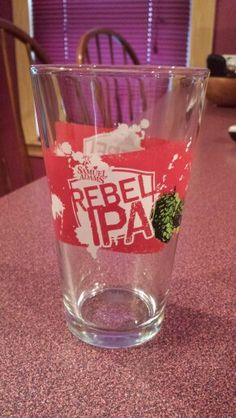Rebel IPA | Samuel Adams | Jamaica Plain, MA
