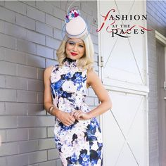 Adorn Collection Millinery Fashion at the Races - The Races SA