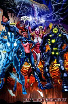 Jinx DC Comics   Teen Titans Jinx DC Comics