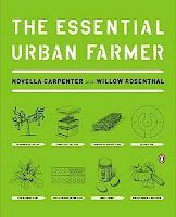 Ten urban farming books. Would love to read more about what that actually looks like.