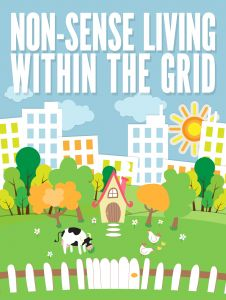 Non-Sense Living Within the Grid Grid, This Book, Live, Places, Lugares