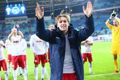 RB Leipzig mit Forsberg-Gala zum Düsseldorf-Sieg und Aufstiegsplatz