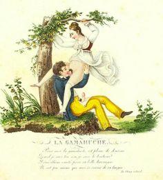 Gravuras eróticas celebram o sexo em um poema de 1825 [NSFW] | IdeaFixa