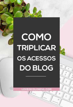 4 maneiras para o seu blog crescer em 2018 | O post de hoje foi feito para ajudar blogueiras, que estão em busca de maneiras para o seu blog crescer em 2018. Todas são estratégias a longo prazo, que eu mesma utilizei no blog, e me fizeram aumentar o tráfego em 200% apenas neste último mês. #dicasparablog #tráfego