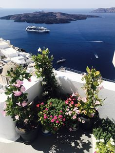 Santorini Island, Santorini Greece, Greece Vacation, Greek, Places, Beautiful, Photos, Paisajes, Nature