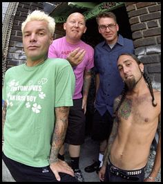 Good Riddance and a bunch of other legendary punk bands will take over YDS Thursday June 14. GR takes the stage at 8.