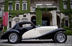 1933 Alfa Romeo 6C 1750 Grand Sport Figoni Coupé