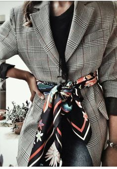 The Silent Parther - Hot Heat Looks Chic, Looks Style, My Style, Classy Outfits, Fall Outfits, Casual Outfits, Blazer Fashion, Fashion Outfits, Womens Fashion