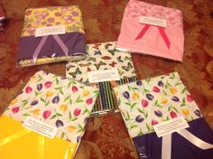 For a Local Shelter.........God Bless Them, and may these bring them a Little Sunshine!