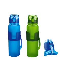 4db2cd9642 2019 New Products Silicon Drinking Collapsible Water Bottle/foldable Water  Bottle - Buy Collapsible Water