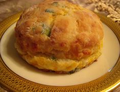 Cheddar And Green Onion Biscuits Recipe - Food.com: Food.com