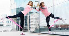 Styrketrening for løpere samt mange videosnutter som viser hvordan øvelsene skal gjøres. Anbefaler alle å ta en titt om du liker å løpe og trene styrke!