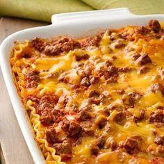 Weight Watcher Crockpot Lasagna Recipe - Key Ingredient