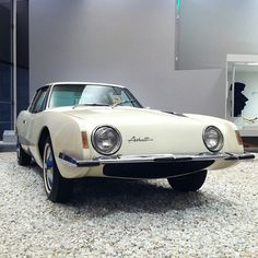 Studebaker Avanti My dream car!