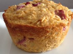 Fresh Plum Muffins - The Kitchen Table - The Eat-Clean Diet®