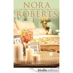 Nora Roberts - The last boyfriend  very good book #2 of 3! Currently reading this. Book #1 was just as good!