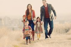 What to Wear.  Family Session Ideas.