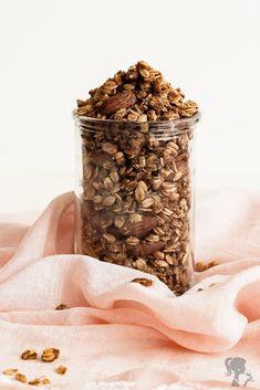 DOMÁCA GRANOLA Granola, Ale, Cereal, Oatmeal, Homemade, Breakfast, Food, The Oatmeal, Morning Coffee